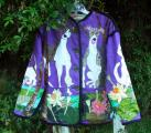SL: Fabric Art Jacket - Click For Enlargement